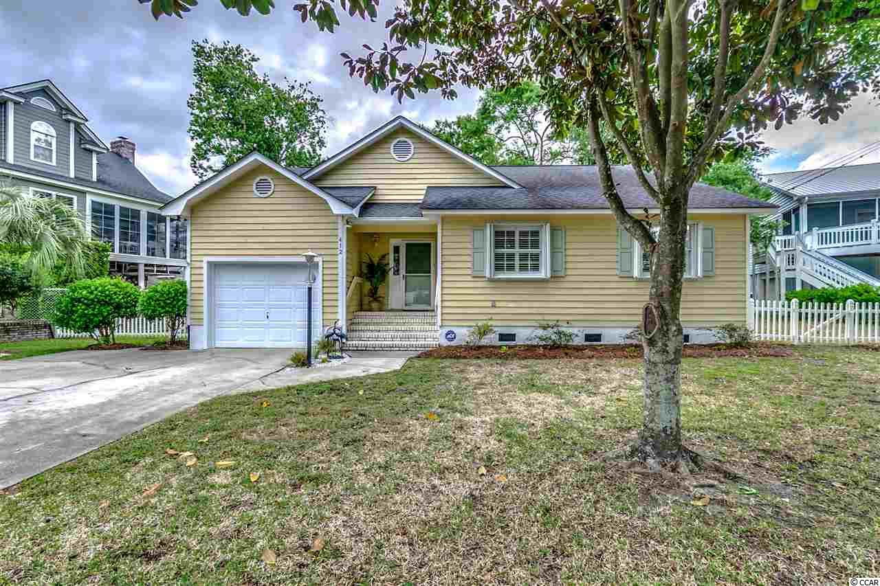 Detached MLS:1809191   412 Cypress Drive Surfside Beach SC