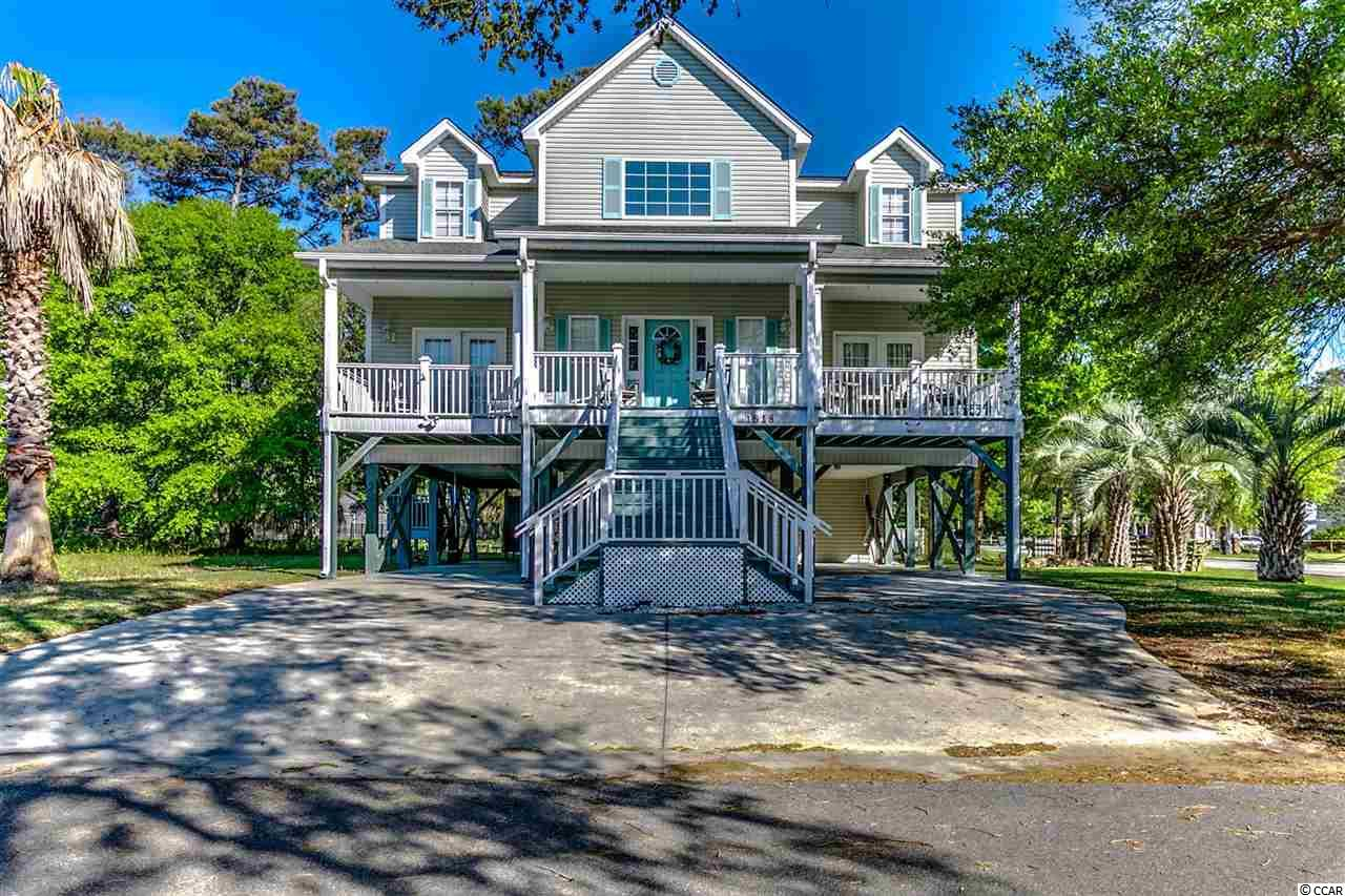 Detached MLS:1809193   1518 N Palmetto Drive Surfside Beach SC