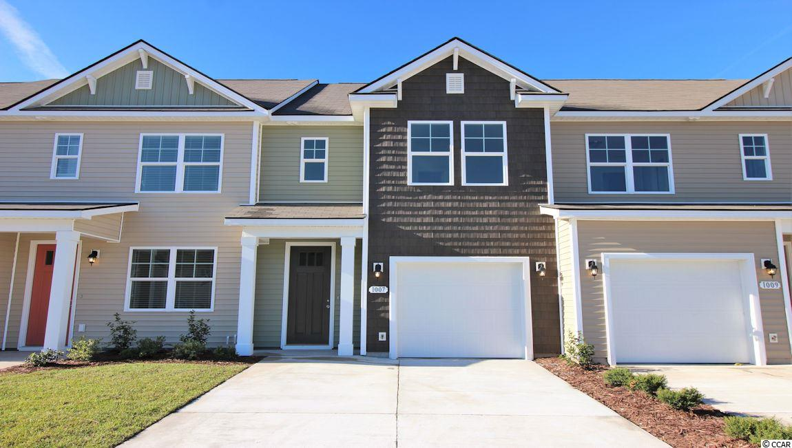 Townhouse MLS:1809213 Fairways at Wild Wing  1125 Fairway Ln. Conway SC
