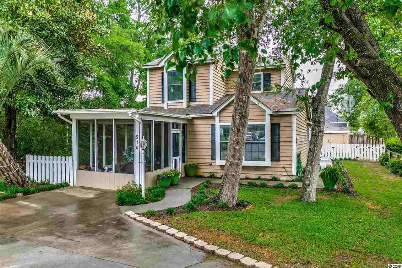 Detached MLS:1809236   514 S 6th Ave. North Myrtle Beach SC