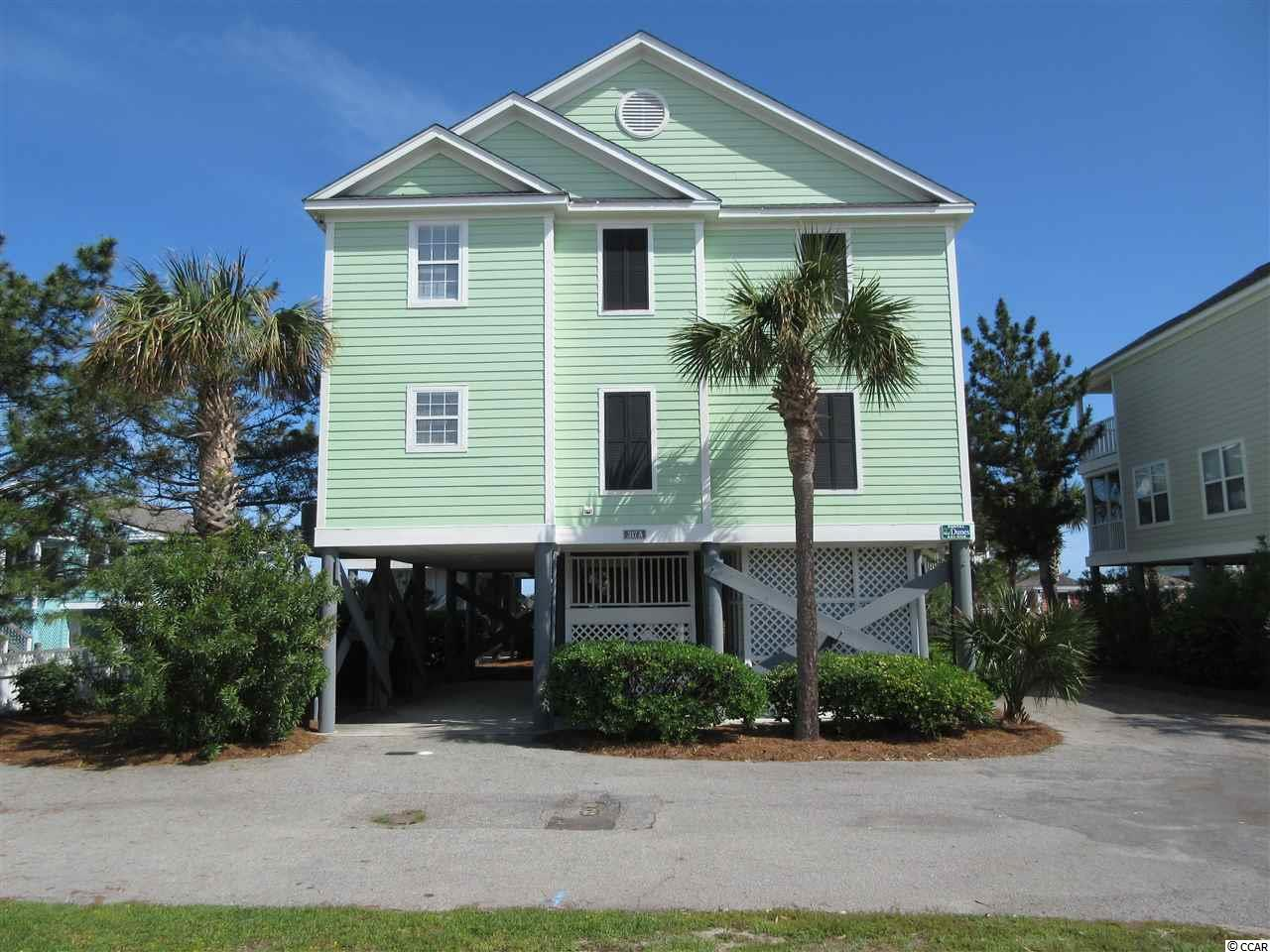 Detached MLS:1809255   317-A N Ocean Blvd. Surfside Beach SC