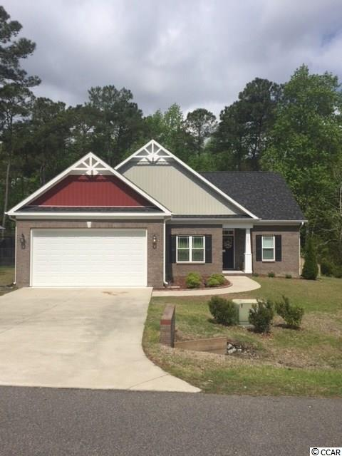 Detached MLS:1809279   2434 Covington Dr. Myrtle Beach SC