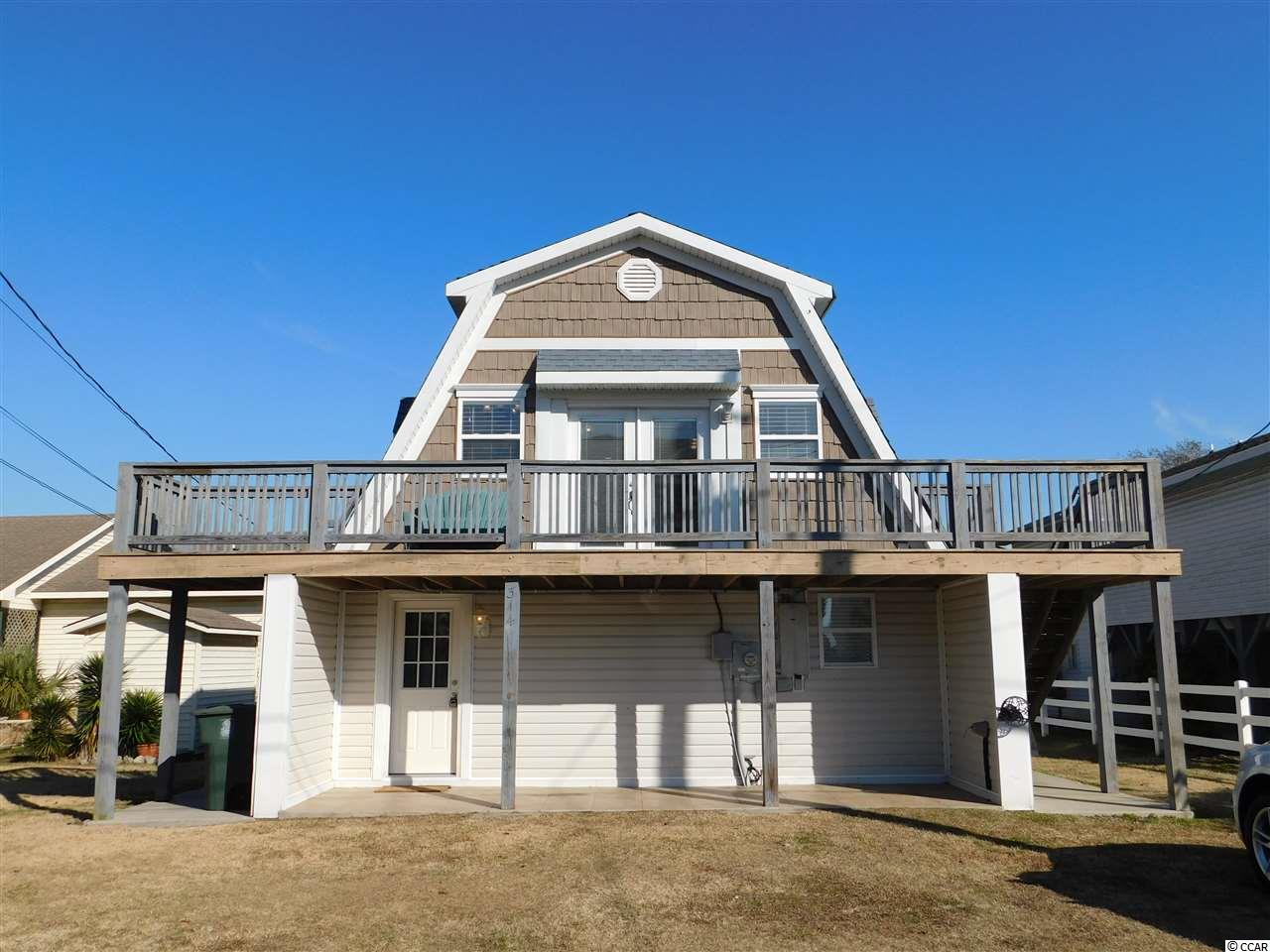 Semi-Detached MLS:1809296   314 26th Ave. N North Myrtle Beach SC