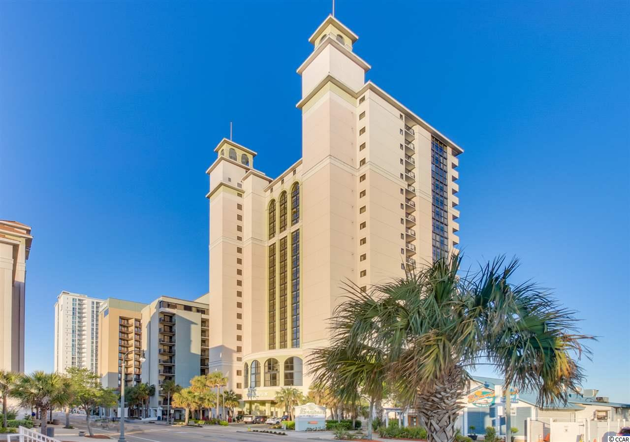 Condo MLS:1809317 Breakers Resort  2006 N Ocean Blvd. Myrtle Beach SC