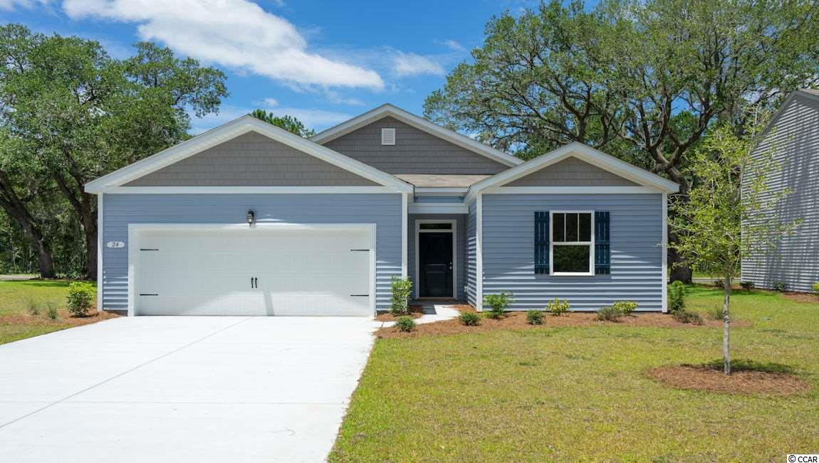 Detached MLS:1809350   24 Parkland Court Pawleys Island SC