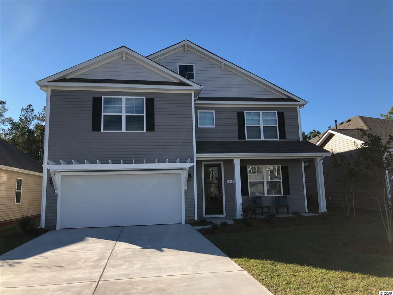 Detached MLS:1809474   1348 Reflection Pond Dr. Little River SC