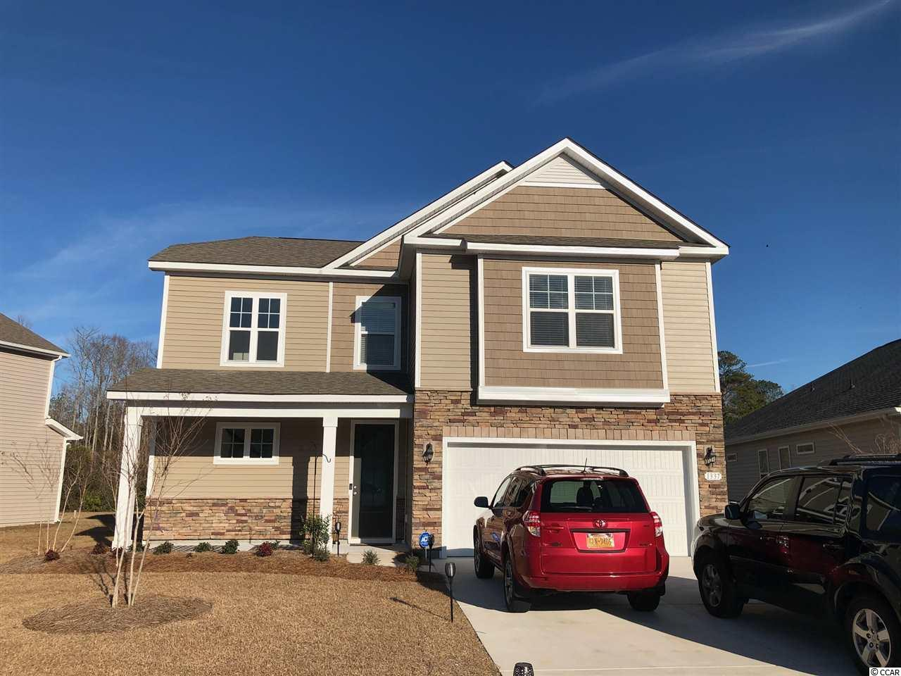 Detached MLS:1809489   1337 Reflection Pond Dr. Little River SC