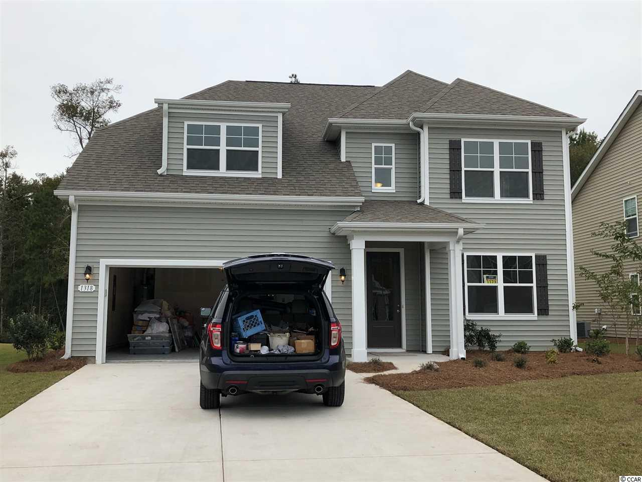 Detached MLS:1809490   1318 Reflection Pond Dr. Little River SC