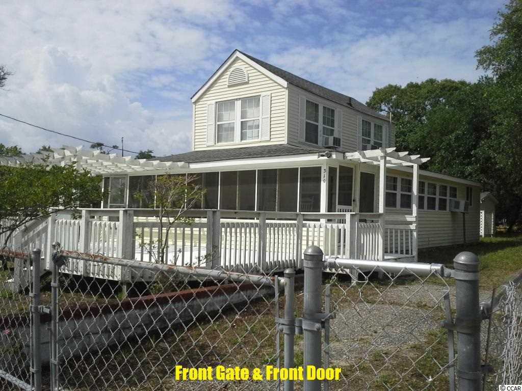 Detached MLS:1809505   310 2nd Avenue N Chester St. Myrtle Beach SC