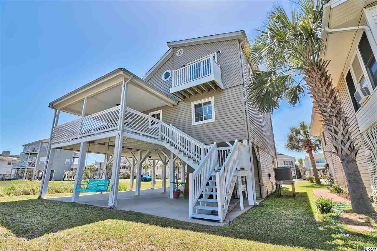 Detached MLS:1809533   314 59th Ave. N Cherry Grove SC
