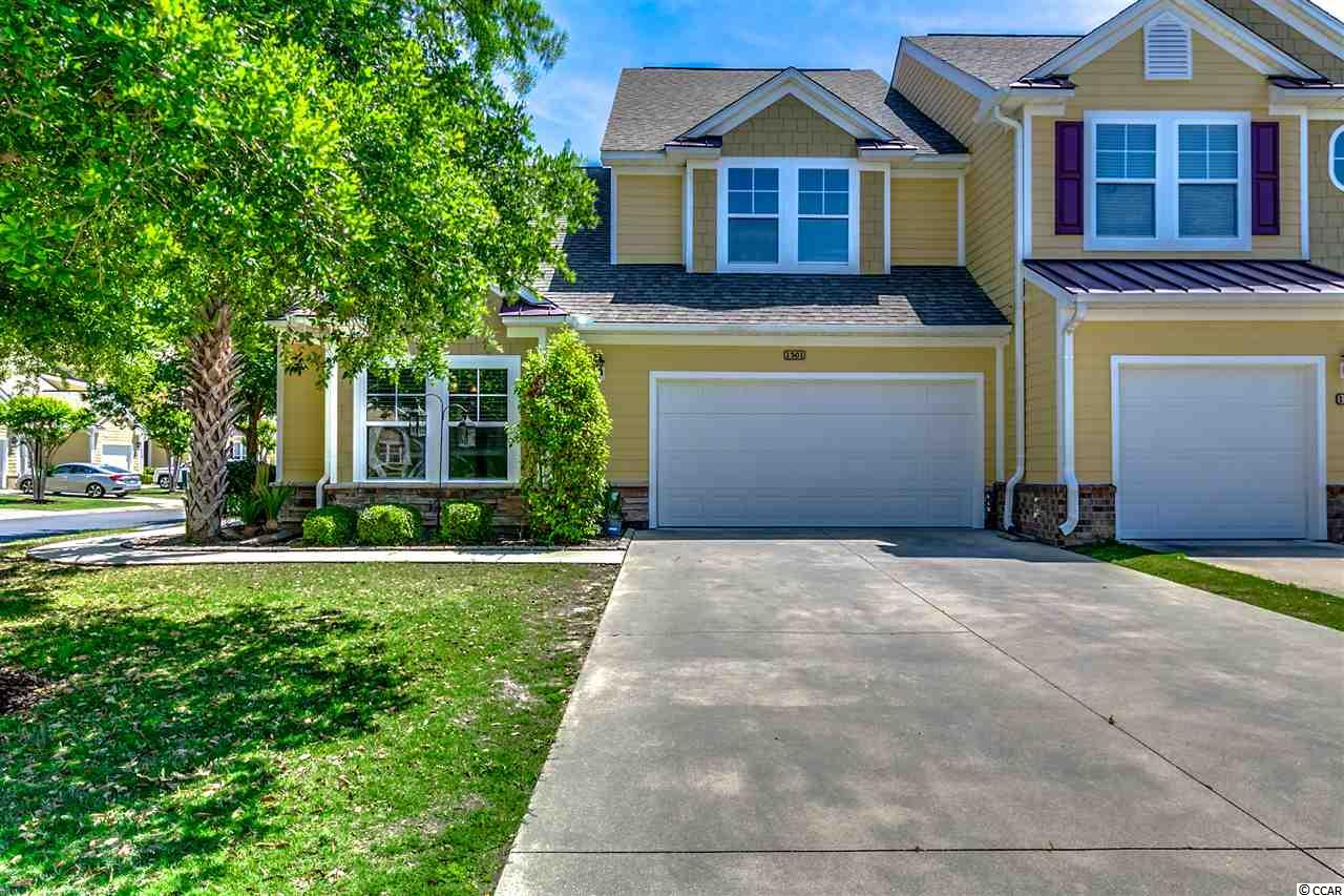 Townhouse MLS:1809548 Cold Stream Cove - Prince Creek  123 Coldstream Cove Loop Murrells Inlet SC