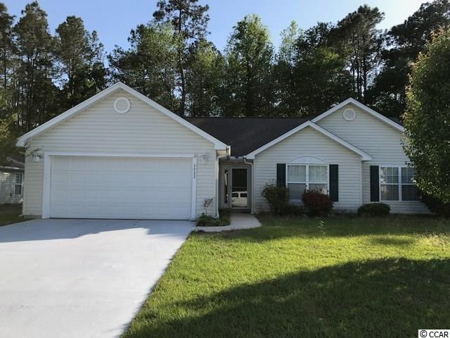Detached MLS:1809777   3022 Oak Manor Drive Myrtle Beach SC