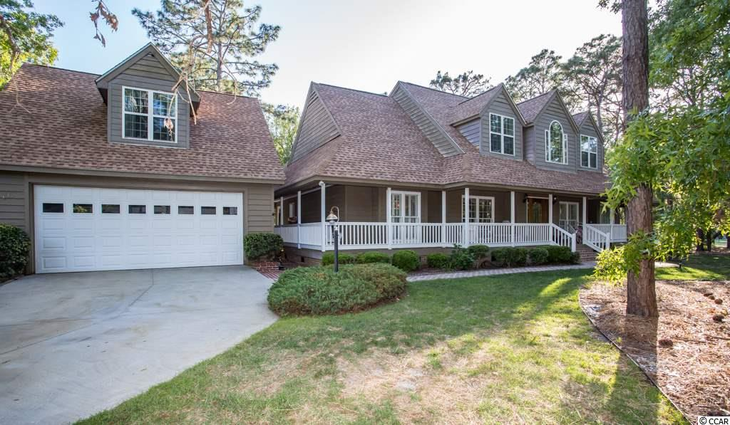 Detached MLS:1809781   34 Old Evergreen Lane Pawleys Island SC