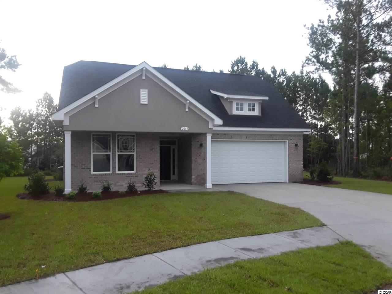 Detached MLS:1809823   2013 Potomac Court Myrtle Beach SC