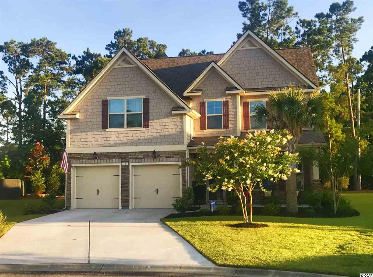 Detached MLS:1809824   18 Cyclamen Ct. Murrells Inlet SC