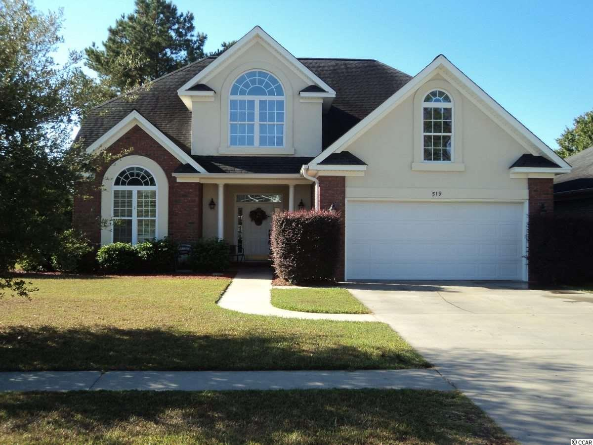 Detached MLS:1809830   519 Ellsworth Dr. Myrtle Beach SC