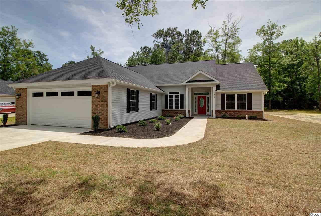 Detached MLS:1809837   1415 Forest View Rd. Conway SC