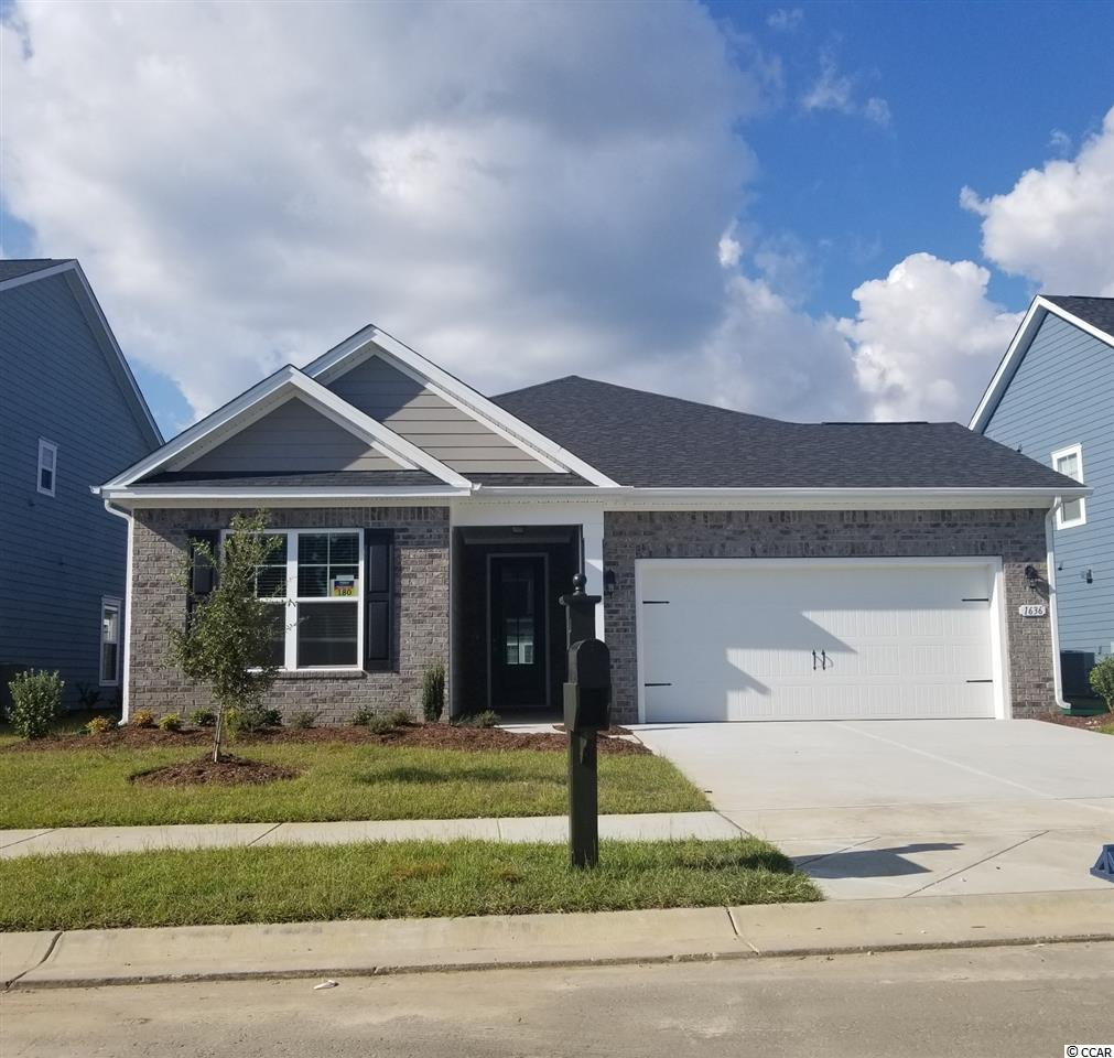 Detached MLS:1809875   1636 Parish Way Myrtle Beach SC