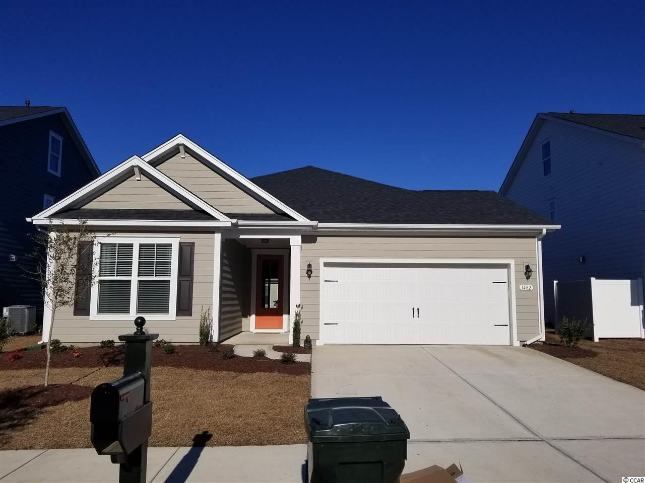 Detached MLS:1809917   1482 Parish Way Myrtle Beach SC