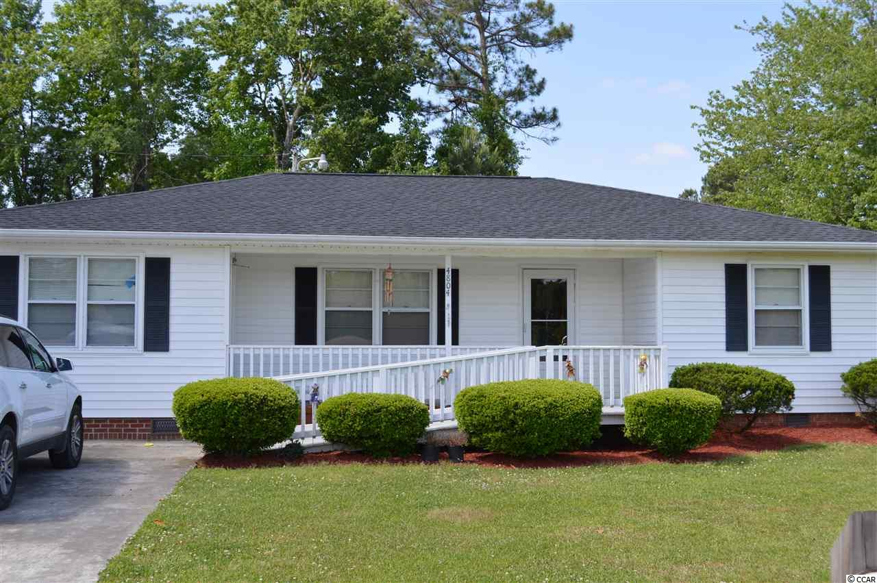 Detached MLS:1809977   4804 Holly St Loris SC