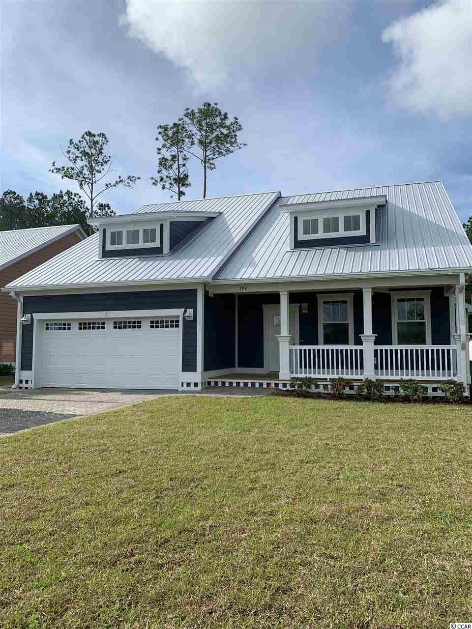 Detached MLS:1810031   394 Waties Drive Murrells Inlet SC