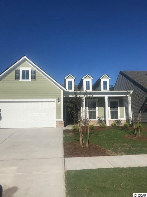 Detached MLS:1810093   6417 Cascata Drive Myrtle Beach SC