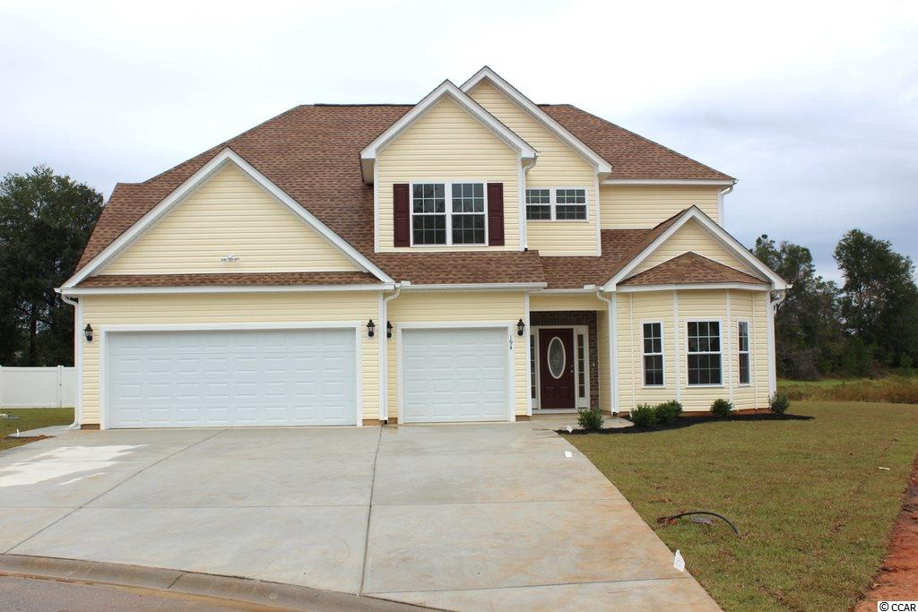 Detached MLS:1810111   194 Barons Bluff Dr. Conway SC