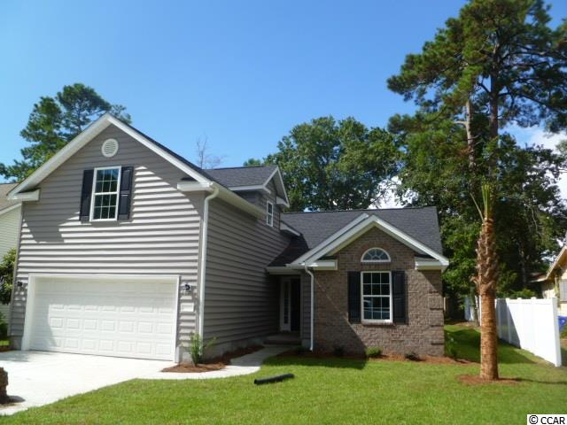 Detached MLS:1810193   615 Sparrow Drive Surfside Beach SC