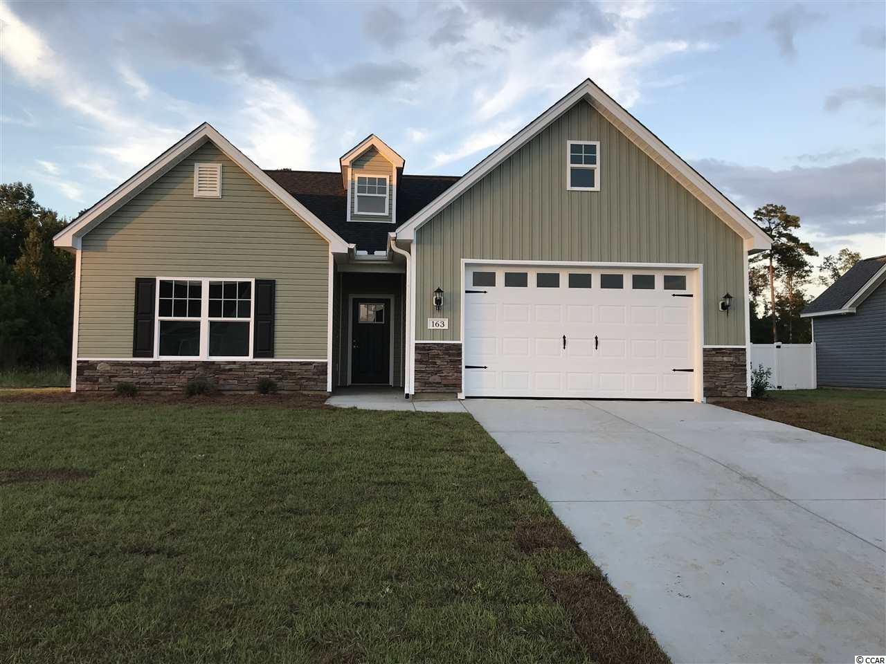 Detached MLS:1810226   163 Springtide Drive Conway SC