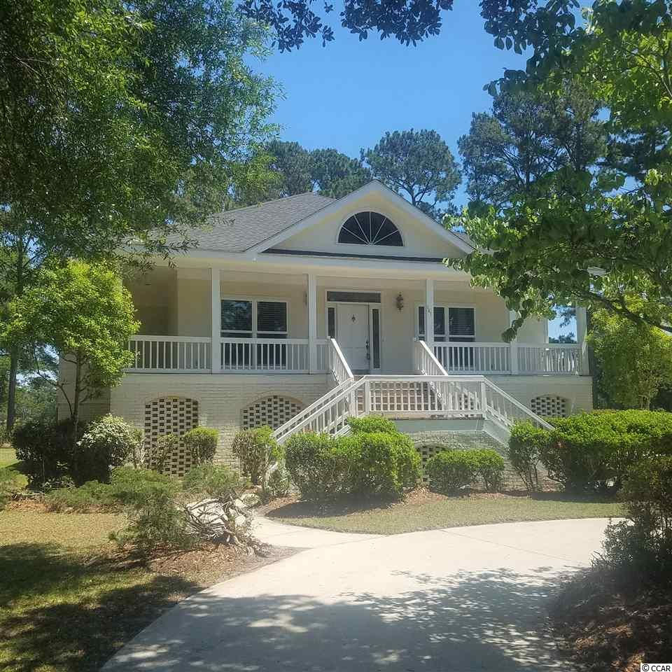 Detached MLS:1810301   143 Fairway Ln. Pawleys Island SC