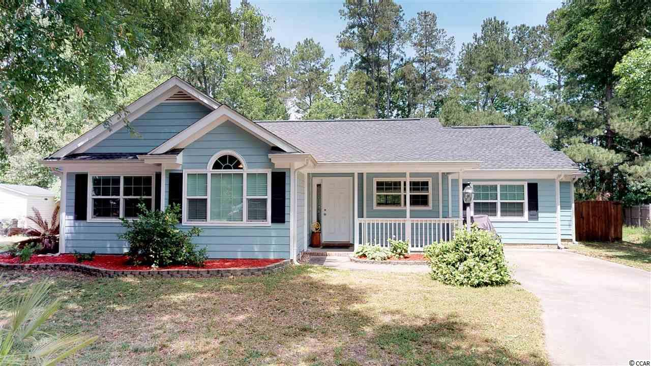 Detached MLS:1810317   317 Trace Run Myrtle Beach SC