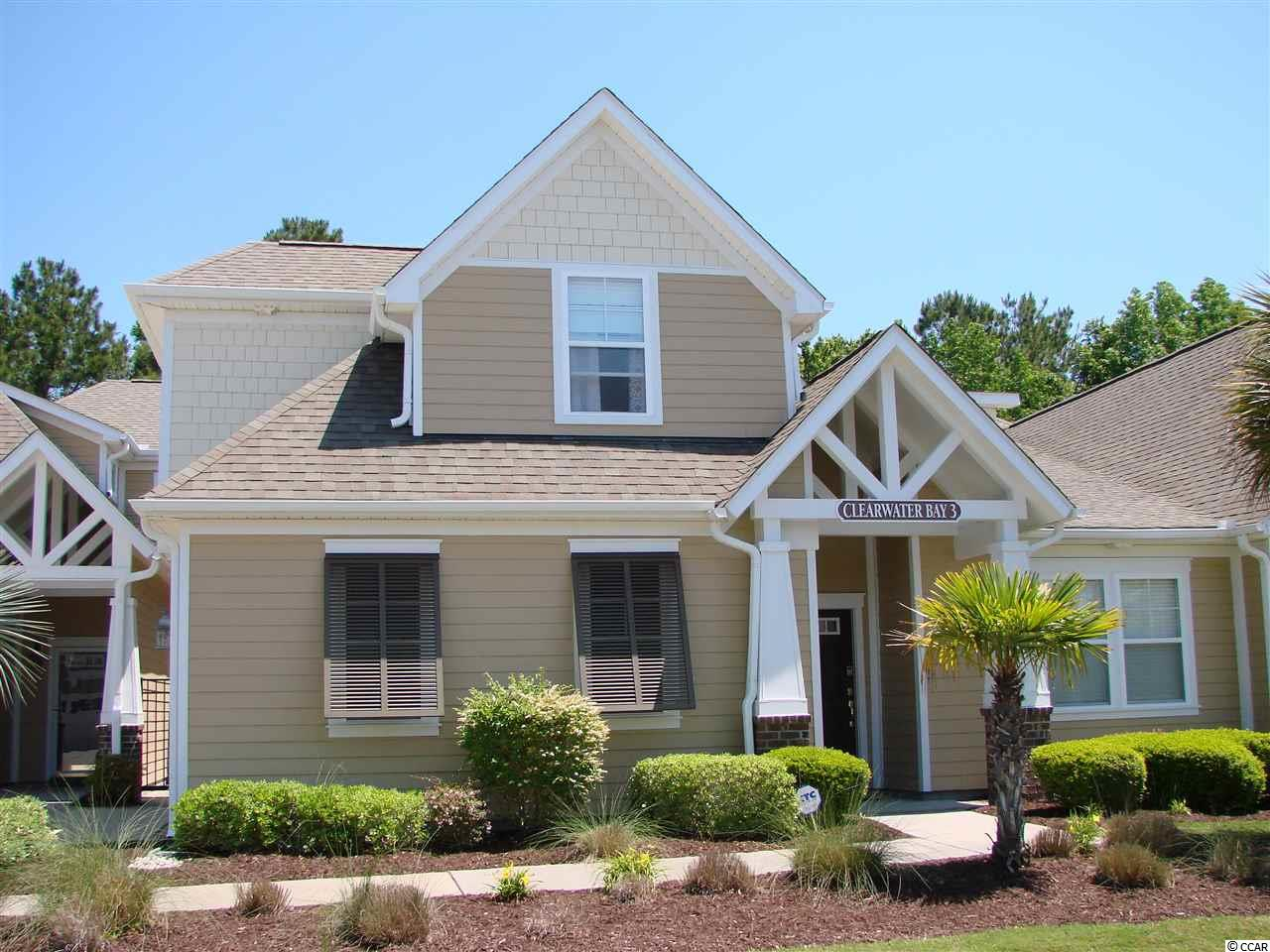 Townhouse MLS:1810318 Clearwater Bay - Barefoot Resort  6244 Catalina Dr. North Myrtle Beach SC