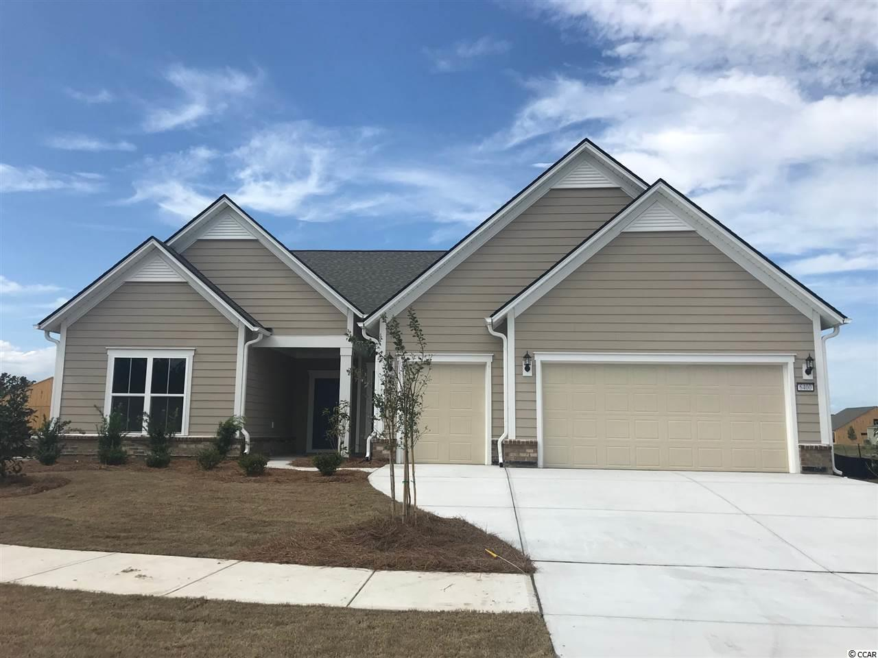 Detached MLS:1810330   6400 Torino Lane Myrtle Beach SC