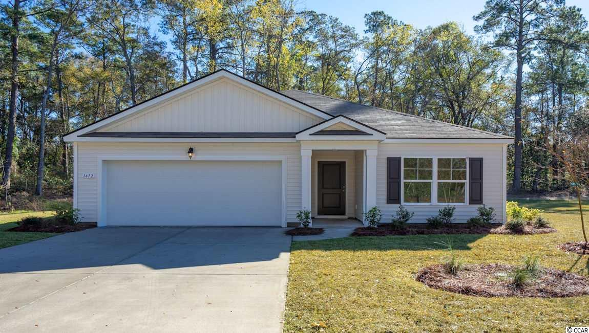 Detached MLS:1810367   1412 Blackwood Dr. Conway SC