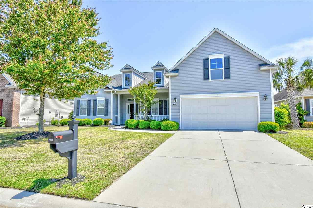 Detached MLS:1810384   3208 Stoney Creek Court North Myrtle Beach SC