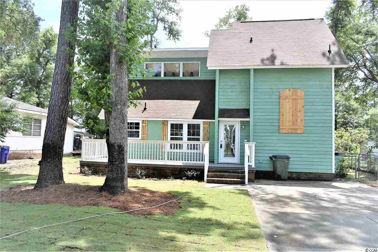 Detached MLS:1810397   617 CYPRESS DRIVE Surfside Beach SC