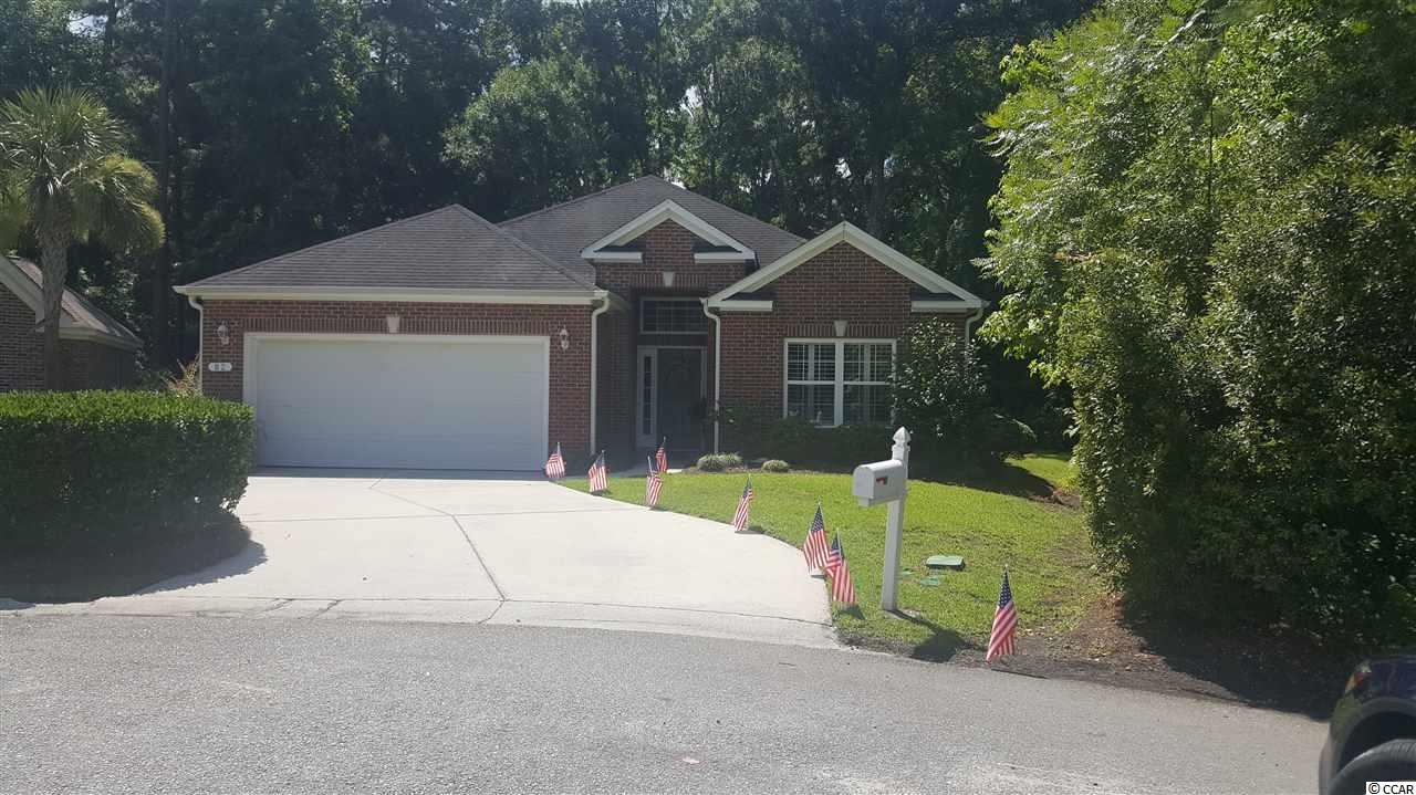 Detached MLS:1810421   82 Pintail Court Pawleys Island SC