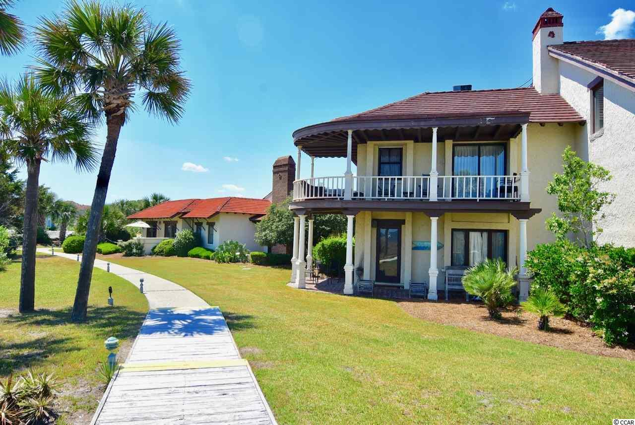 Ocean Front,End Unit Condo in Debordieu : Georgetown South Carolina