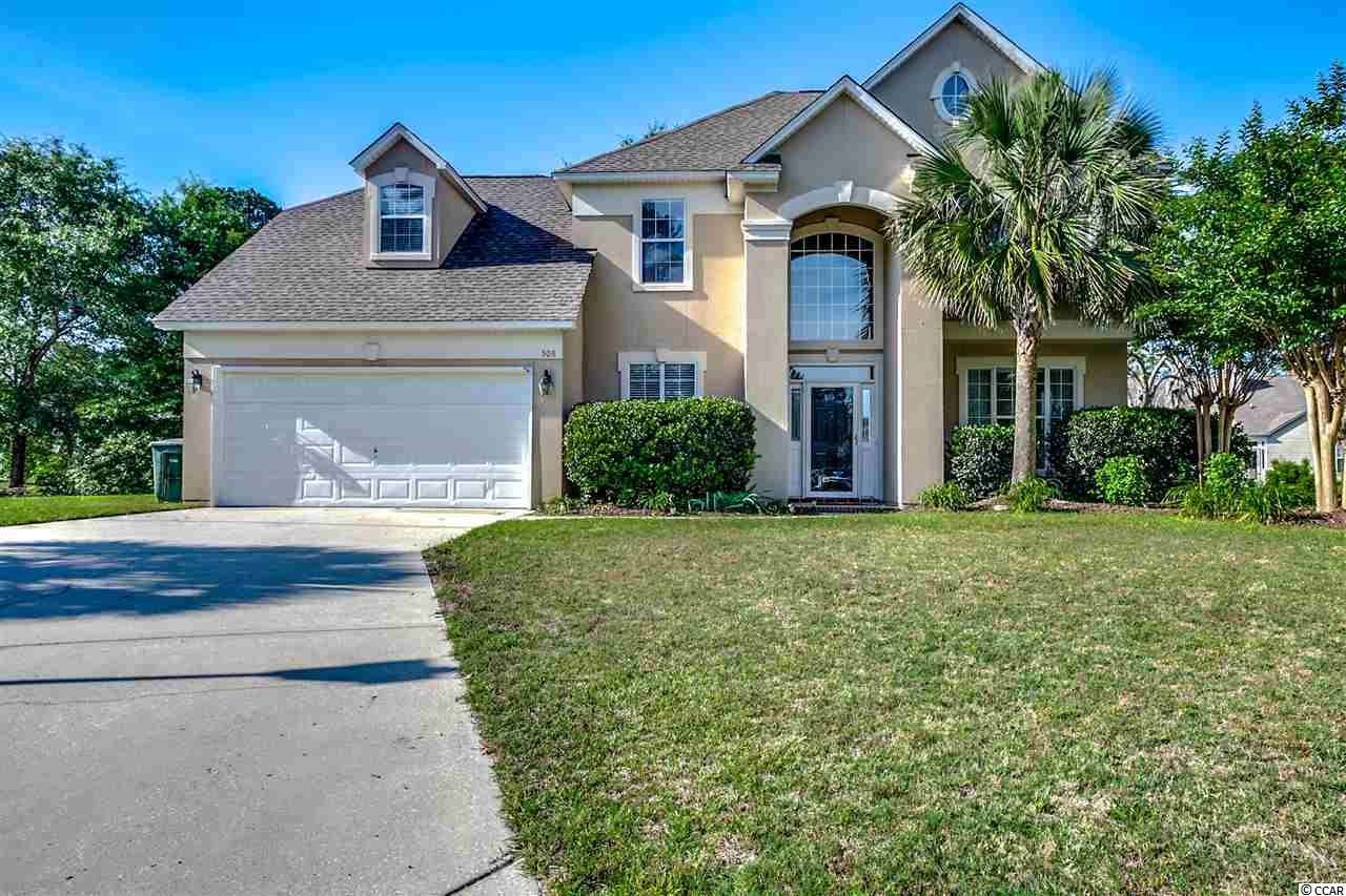 Detached MLS:1810452   508 Larkspur Court Myrtle Beach SC