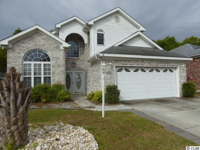 Detached MLS:1810633   825 Arbor Ln. North Myrtle Beach SC