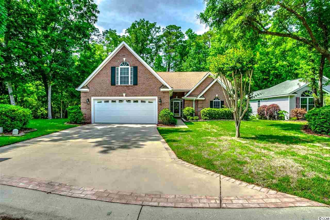 Detached MLS:1810733   2547 Lake Vista Dr. Little River SC