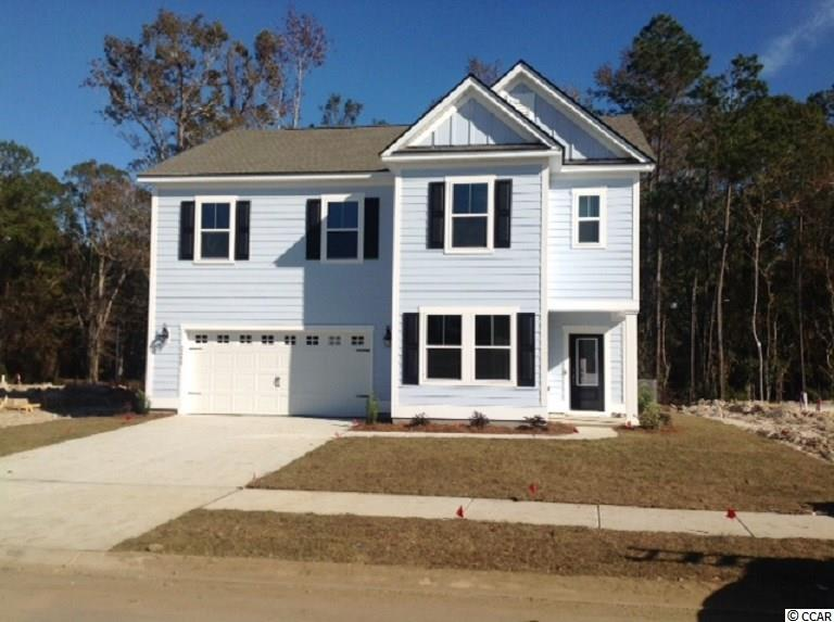 Detached MLS:1810791   2448 Goldfinch Drive Myrtle Beach SC