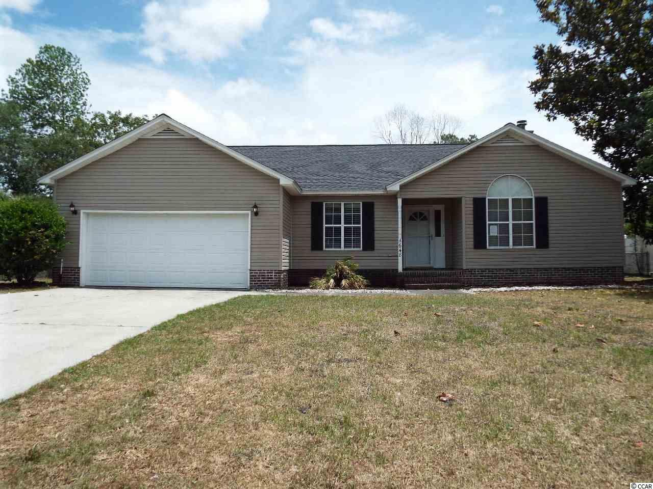 Detached MLS:1810792   648 Blackstone Dr. Myrtle Beach SC