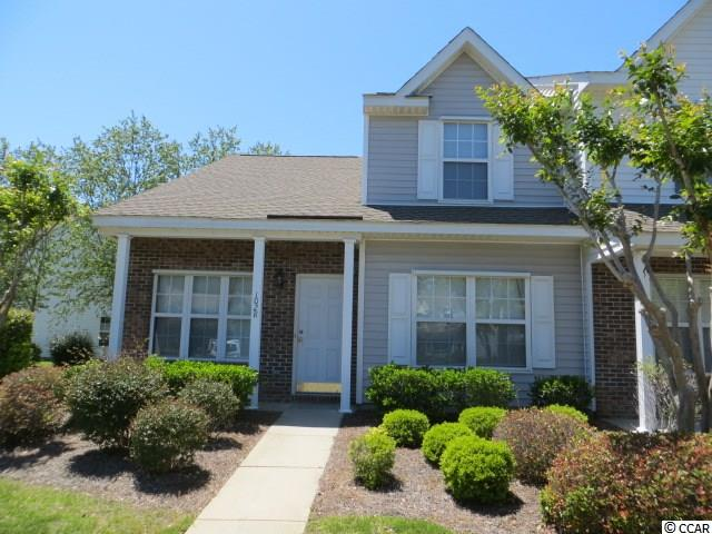 Townhouse MLS:1810888 PARKVIEW SUBDIVISION - 17TH AVE.  1028 Palisade Circle Myrtle Beach SC