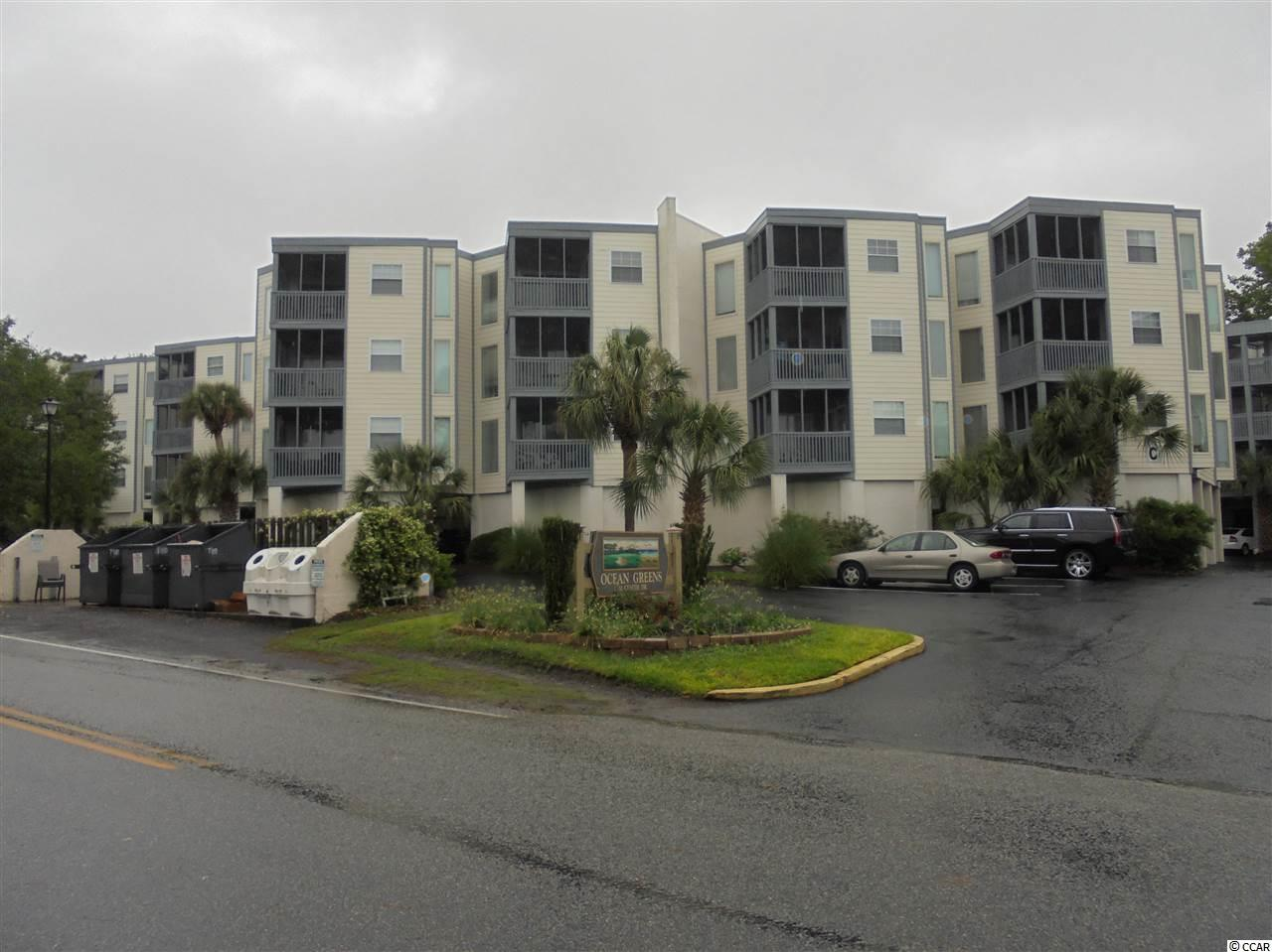 Condo MLS:1810895 OCEAN GREENS  1500 Cenith Dr. North Myrtle Beach SC