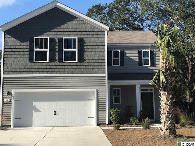 Detached MLS:1810904   30 Parkland Ct. Pawleys Island SC