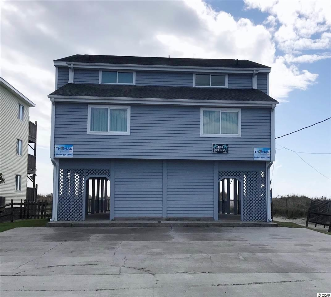 Detached MLS:1810916   4700 N Ocean Blvd. North Myrtle Beach SC