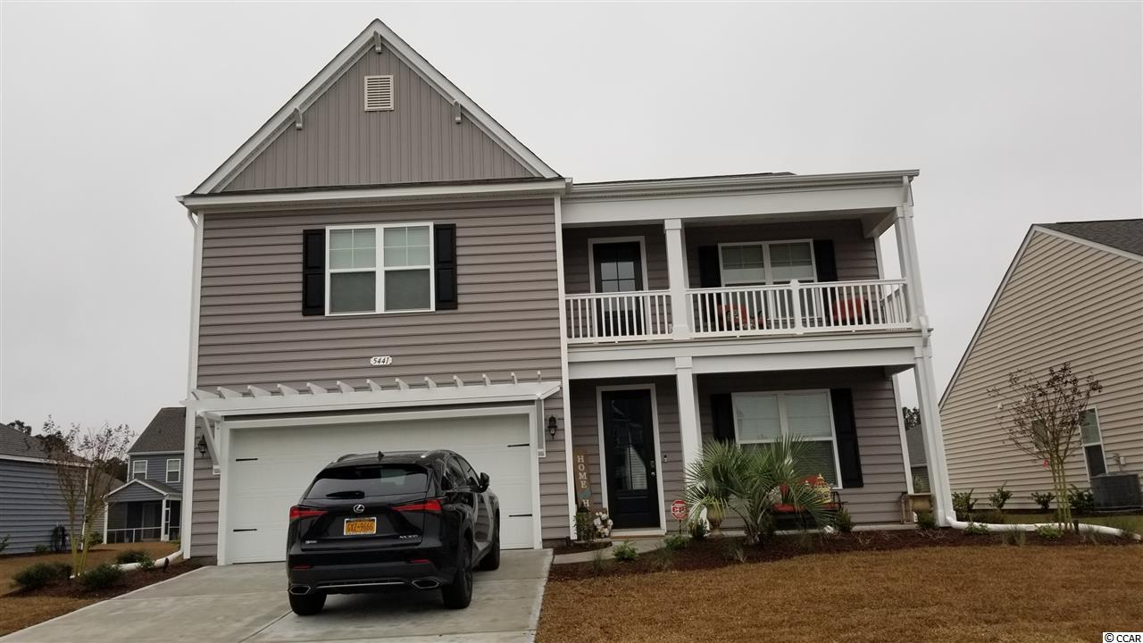 Detached MLS:1810917   5441 Sunset Lake Lane Myrtle Beach SC
