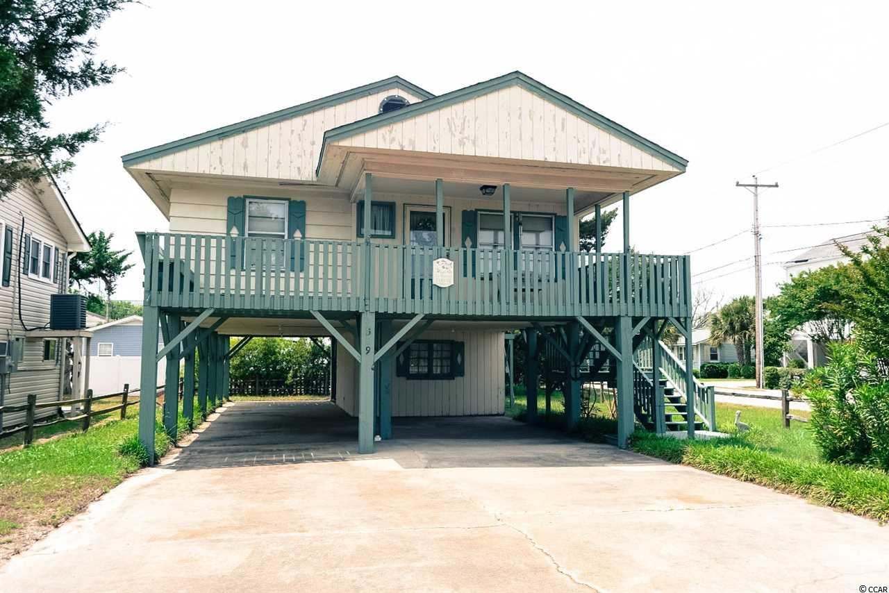 Detached MLS:1810923   319 31st Ave. N North Myrtle Beach SC