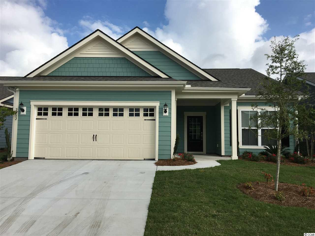 Detached MLS:1810960   2382 Tidewatch Way North Myrtle Beach SC